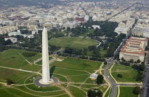 Washington Monument & White House